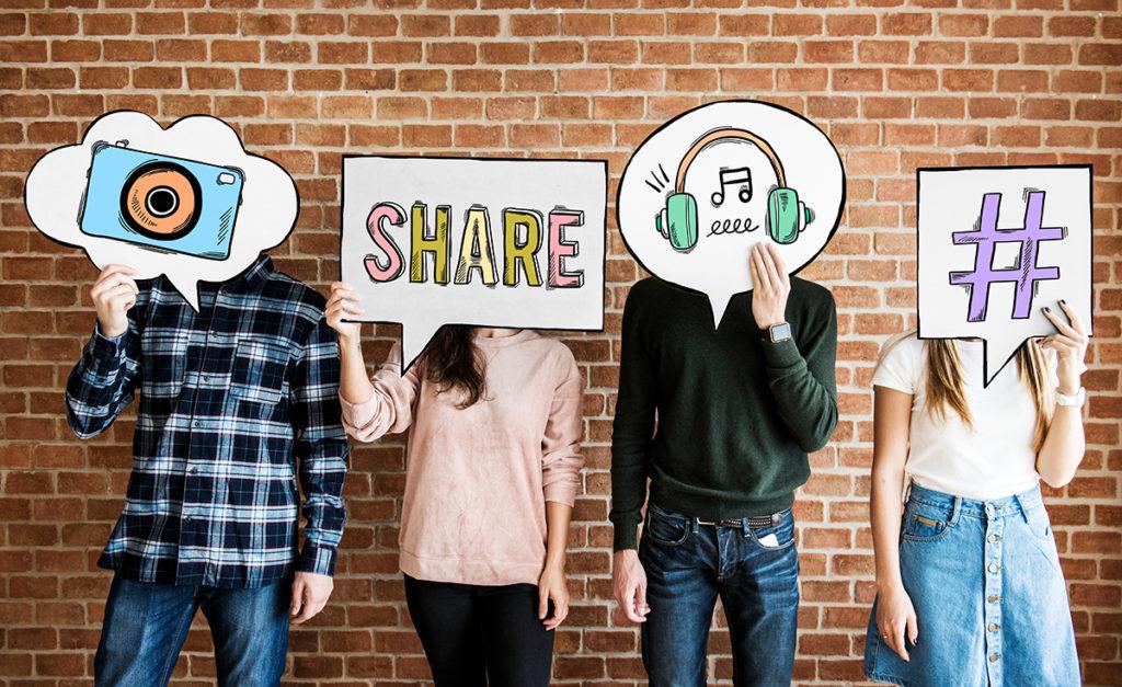 Die größten Social Media Fehler